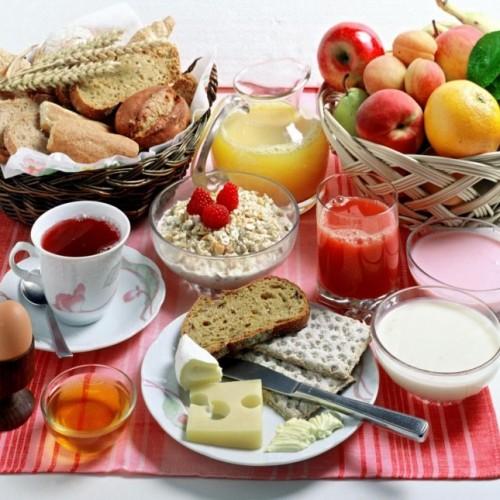 อาหารเช้ากับเมนูสุขภาพง่ายๆ